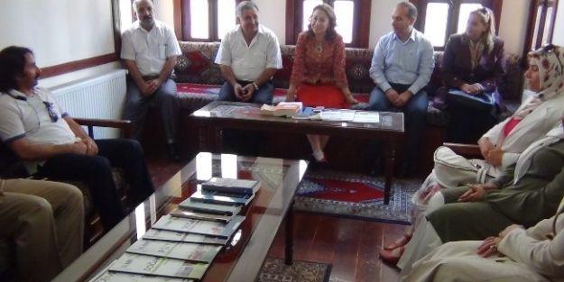 Milletvekili Çalık'dan Bilsam'a Ziyaret