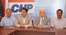 MHP'den CHP'ye 'Geçmiş Olsun' Ziyareti